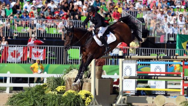 "Great Britain""s Nick Skelton"
