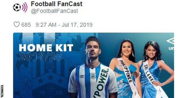 Football Fancast on Twitter