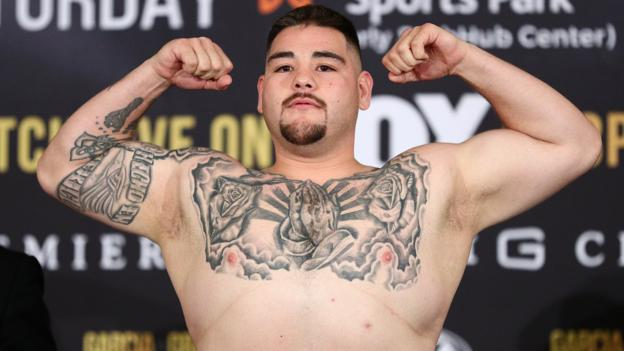 Andy Ruiz Jr set to be named as Anthony Joshua opponent for New York bout thumbnail