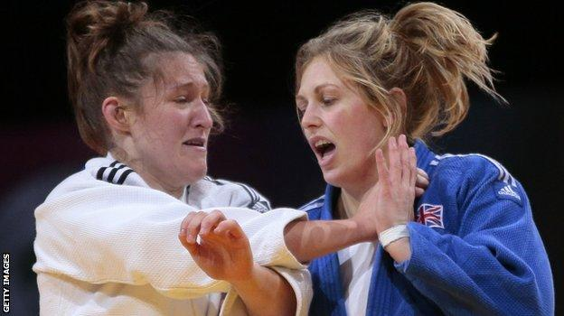 Natalie Powell and Gemma Gibbons