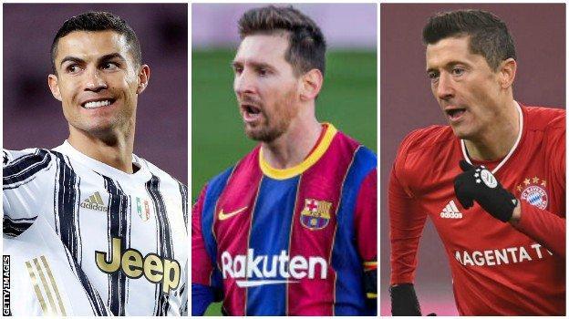 En iyi Fifa erkek oyuncusu