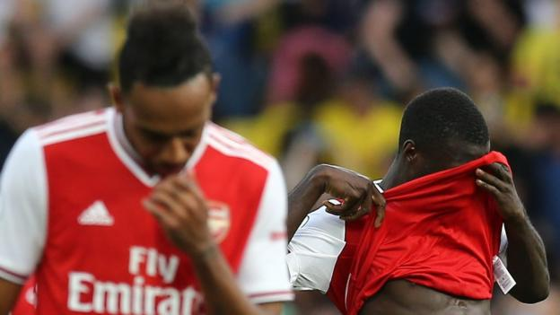 Watford 2-2 Arsenal: Gunners display had me screaming at the TV - Martin Keown