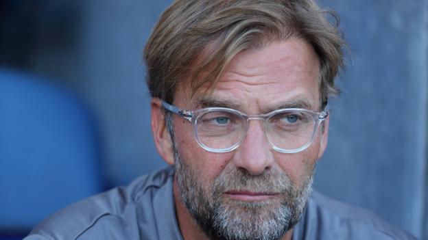 Jurgen Klopp: Liverpool boss 'doesn't care' about transfer criticism