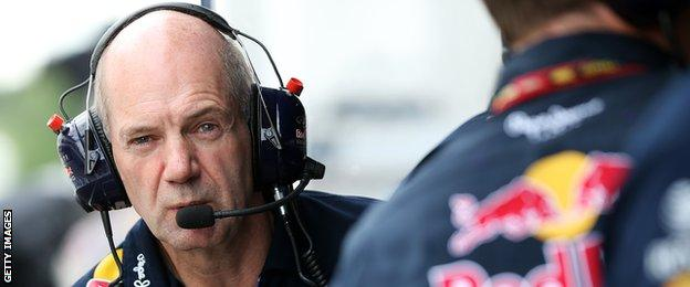 Red Bull technical director