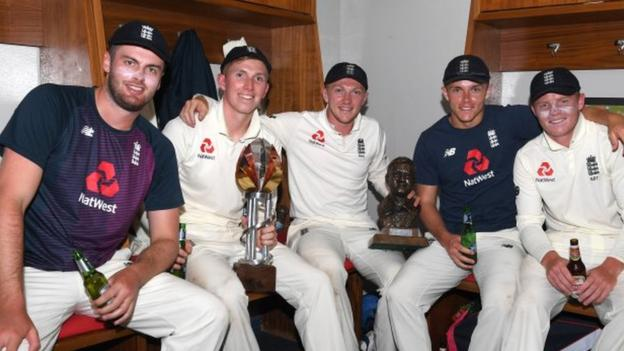 England in South Africa: Joe Root says 'sky is the limit' for his side thumbnail
