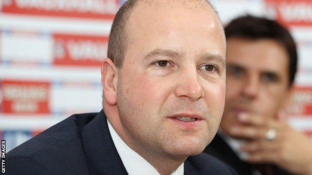 Jonathan Ford became FAW chief executive in 2009 and appointed Chris Coleman as Wales manager in 2012
