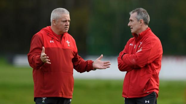 Rugby World Cup 2019: Warren Gatland shocked as Rob Howley sent home thumbnail
