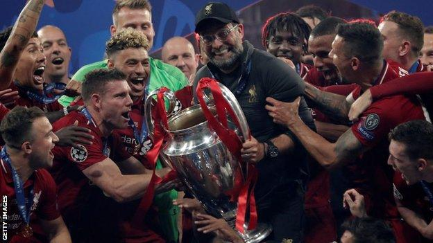 Liverpool: Jurgen Klopp's side qualify for Champions League next season
