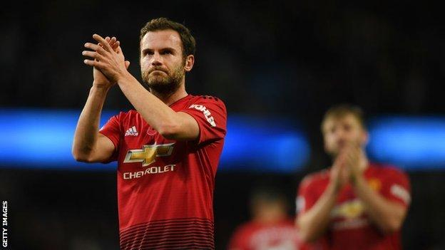 Juan Mata was involved in setting up the Common Goal initiative