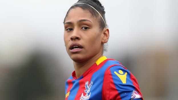 Gemma Bryan: Injured Crystal Palace Women striker unhappy at treatment by club