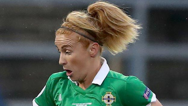 Liverpool midfielder Rachel Furness is part of the 20-strong squad