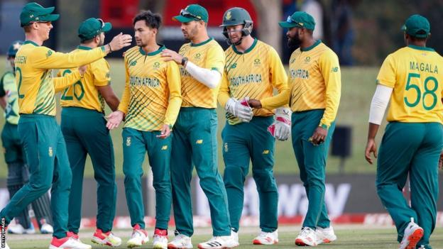 South Africa's men's cricket team