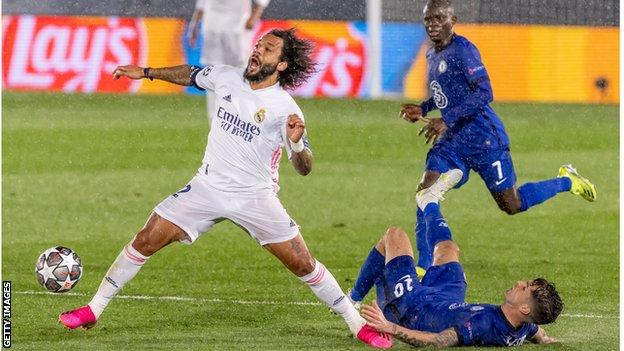 Champions League: Real Madrid's Marcelo could miss Chelsea trip because of election duties thumbnail