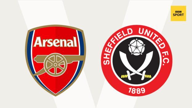 Arsenal v Sheff Utd