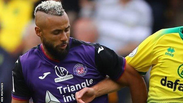 The most recent of John Bostock's five foreign moves was to French side Toulouse in 2018