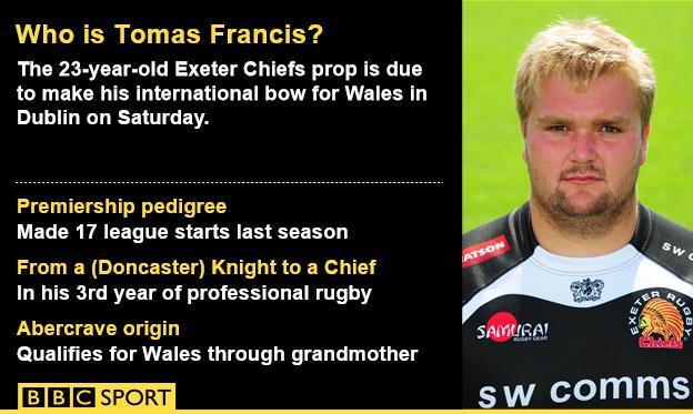 Tomos Francis
