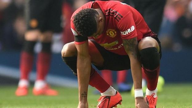 Manchester United: Rashford a doubt for next match after being 'kicked' in Liverpool draw thumbnail