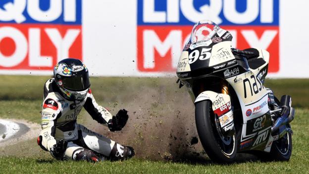 SAG rider Jules Danilo