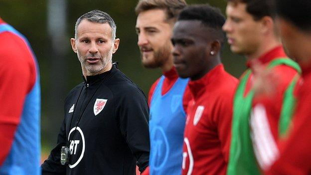 Giggs' injury-hit Wales set for Nations League opener in Finland thumbnail