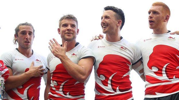 England men's sevens