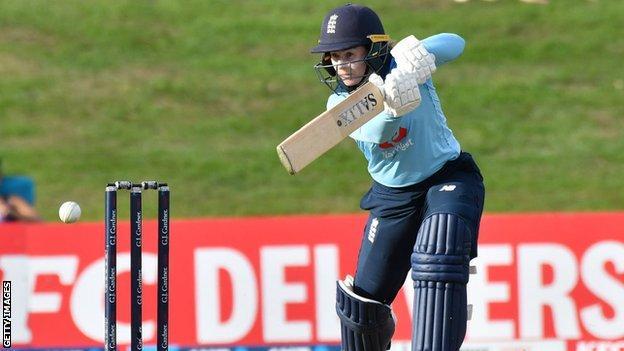 England batter Tammy Beaumont
