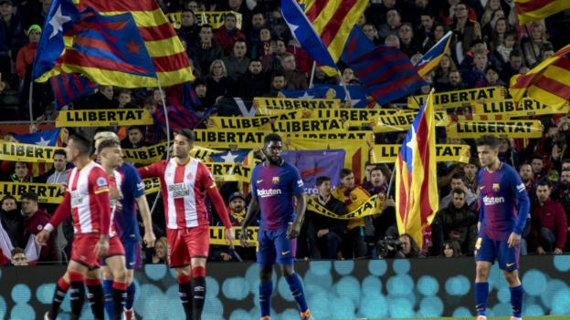Company behind bid to stage La Liga games in US takes football authority to court