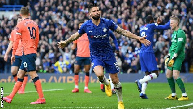 Olivier Giroud: Chelsea and France striker to stay at Stamford Bridge next season