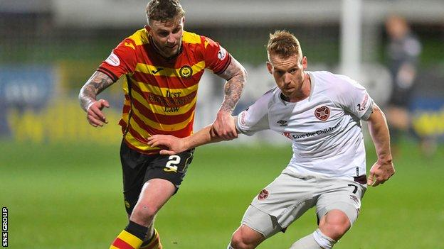 Hearts' and Partick Thistle's legal case will be heard at the Court of Session on Wednesday