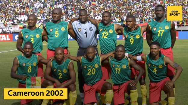 Cameroon 2002