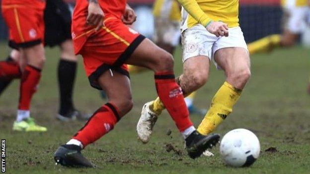 More than 60 non-league clubs have written an open letter to the Football Association