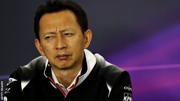 Yusuke Hasegawa, Head of Honda F1