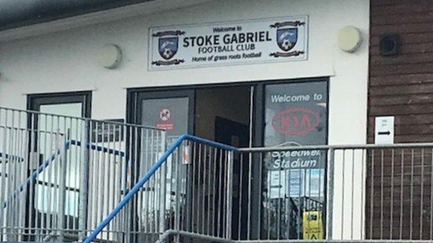 Stoke Gabriel FC