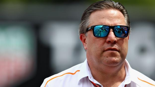 Zak Brown: McLaren boss says F1 needs big changes to survive thumbnail