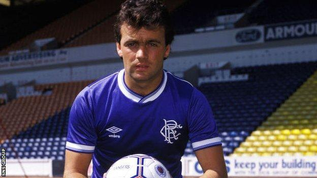 Davie Cooper died on this day 25 years ago