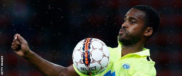 Molde striker Ola Kamara