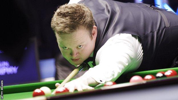 Shaun Murphy will play in the regional Open Championship qualifier at County Louth in Ireland on 24 June