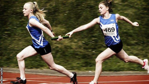 The Age Group championships take place at Grangemouth - 22 & 23 August