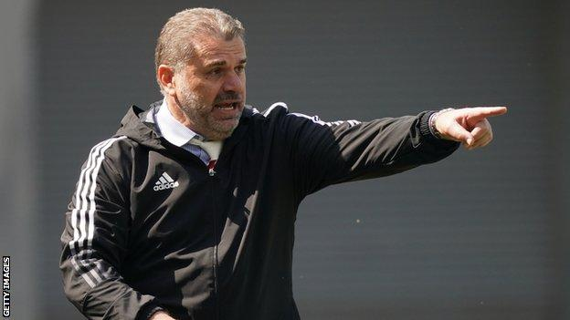 Ange Postecoglou has been managing in Japan since early 2018