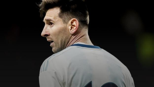 Lionel Messi: Why does Argentina's captain struggle internationally? thumbnail