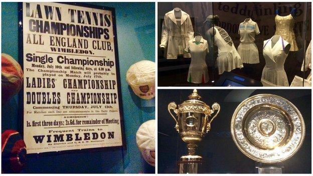 Wimbledon's history