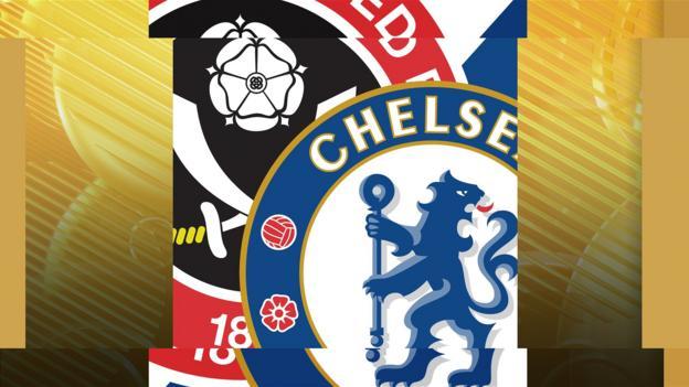 Sheff Utd v Chelsea