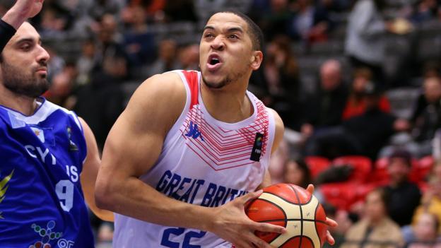 EuroBasket 2021: Montenegro edge GB in first qualifier thumbnail