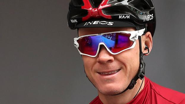 Tour de France: Chris Froome says he will go for a fifth title in 2020 thumbnail
