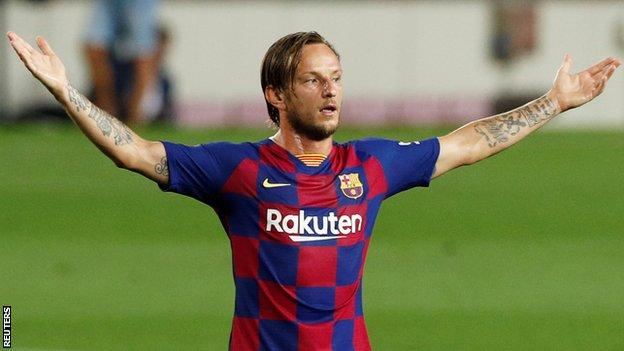 football Ivan Rakitic