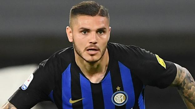 Mauro Icardi: Argentina striker joins Paris St-Germain on season-long loan from Inter