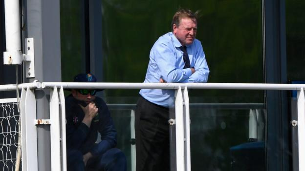 Glamorgan: County to add director of cricket after poor season - BBC Sport