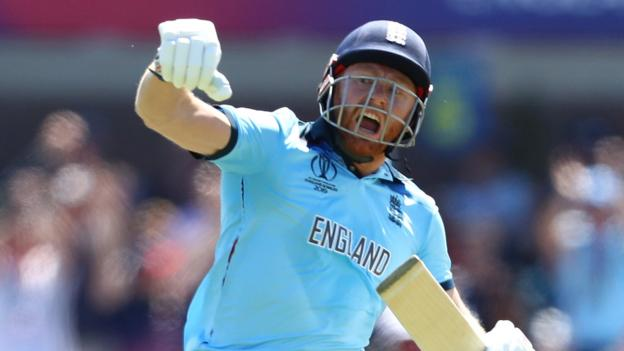 Jonny Bairstow: England batsman sets tone in Cricket World Cup thumbnail