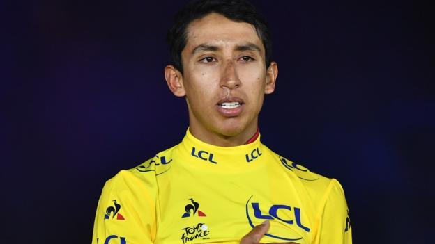 Tour de France winner Egan Bernal to miss Road World Championships in Yorkshire thumbnail