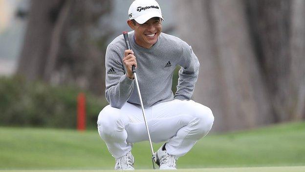 US PGA Championship: Collin Morikawa wins to deny Paul Casey first major thumbnail