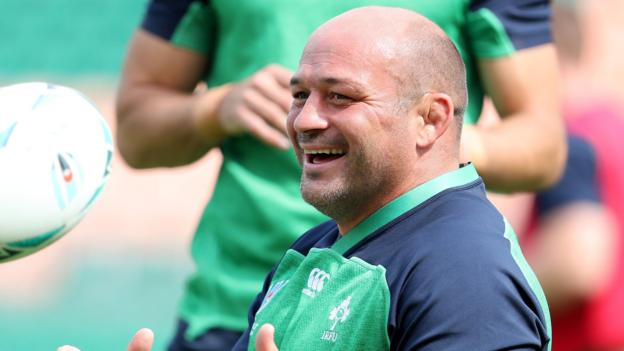 'Too many good players not to be successful' - Best backs Ireland's Grand Slam bid